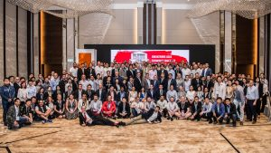 The attendees at Self Storage Expo Asia 2017